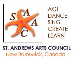 St. Andrews Arts Council - New Brunsiwck