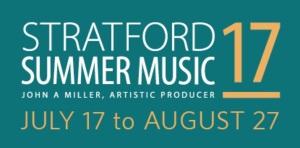 Stratford Summer Music 2017