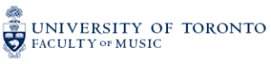 University of Toronto - Faculty of Music Logo